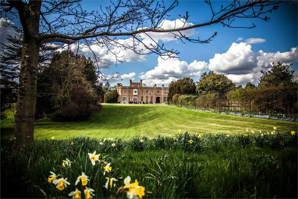 Surrey Wedding Nonsuch Mansion