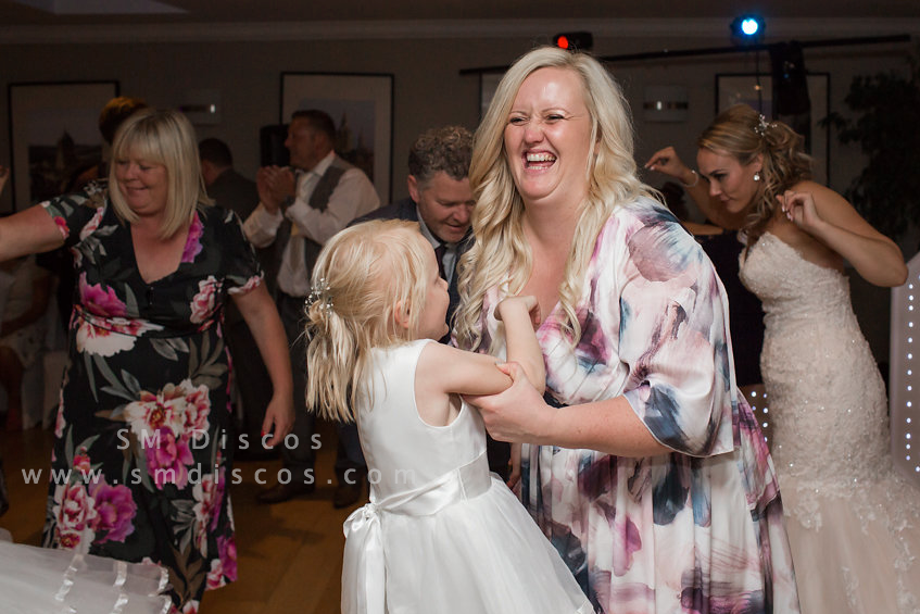 oxfordshire wedding dj - sm discos