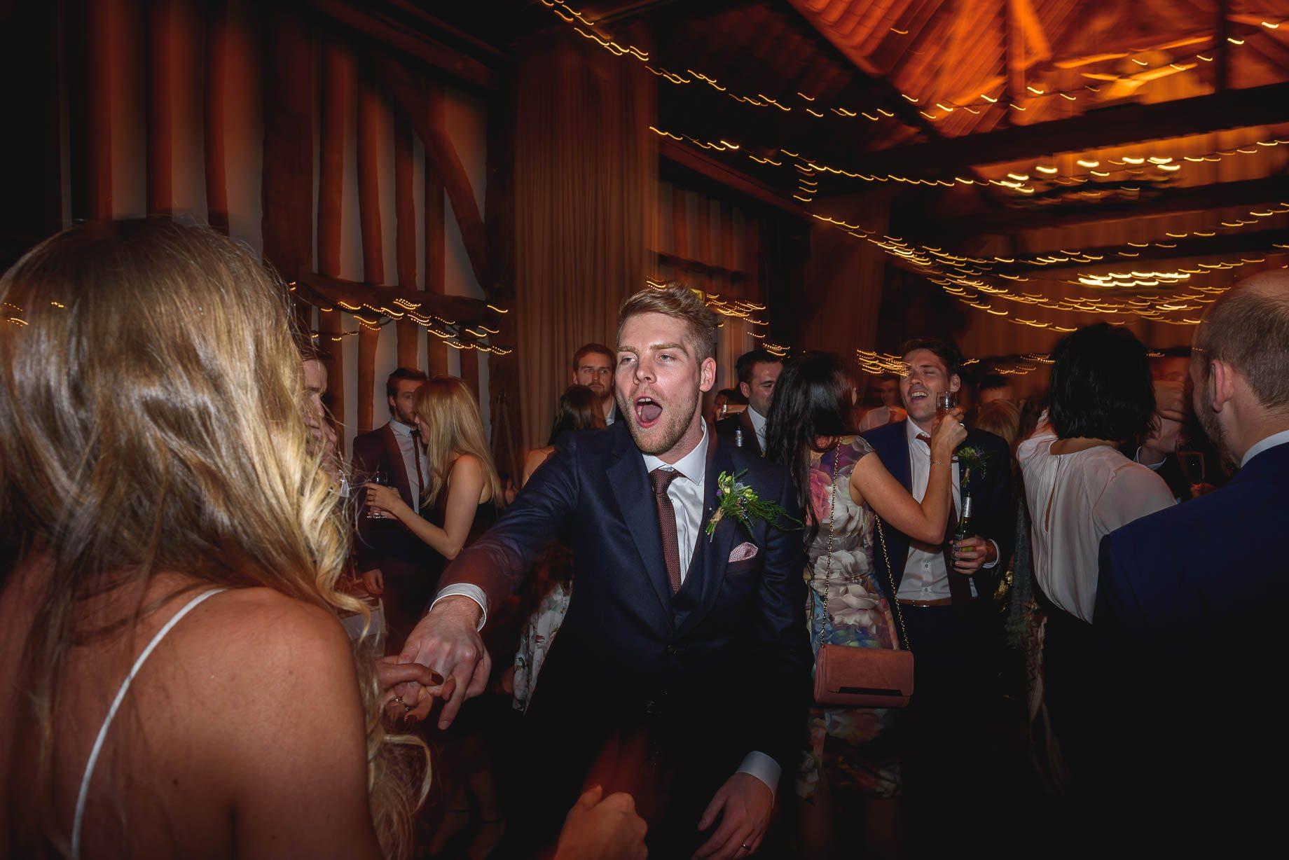 the olde bell hurley dj wedding