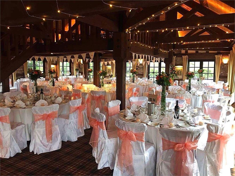 Barnsgate Manor wedding