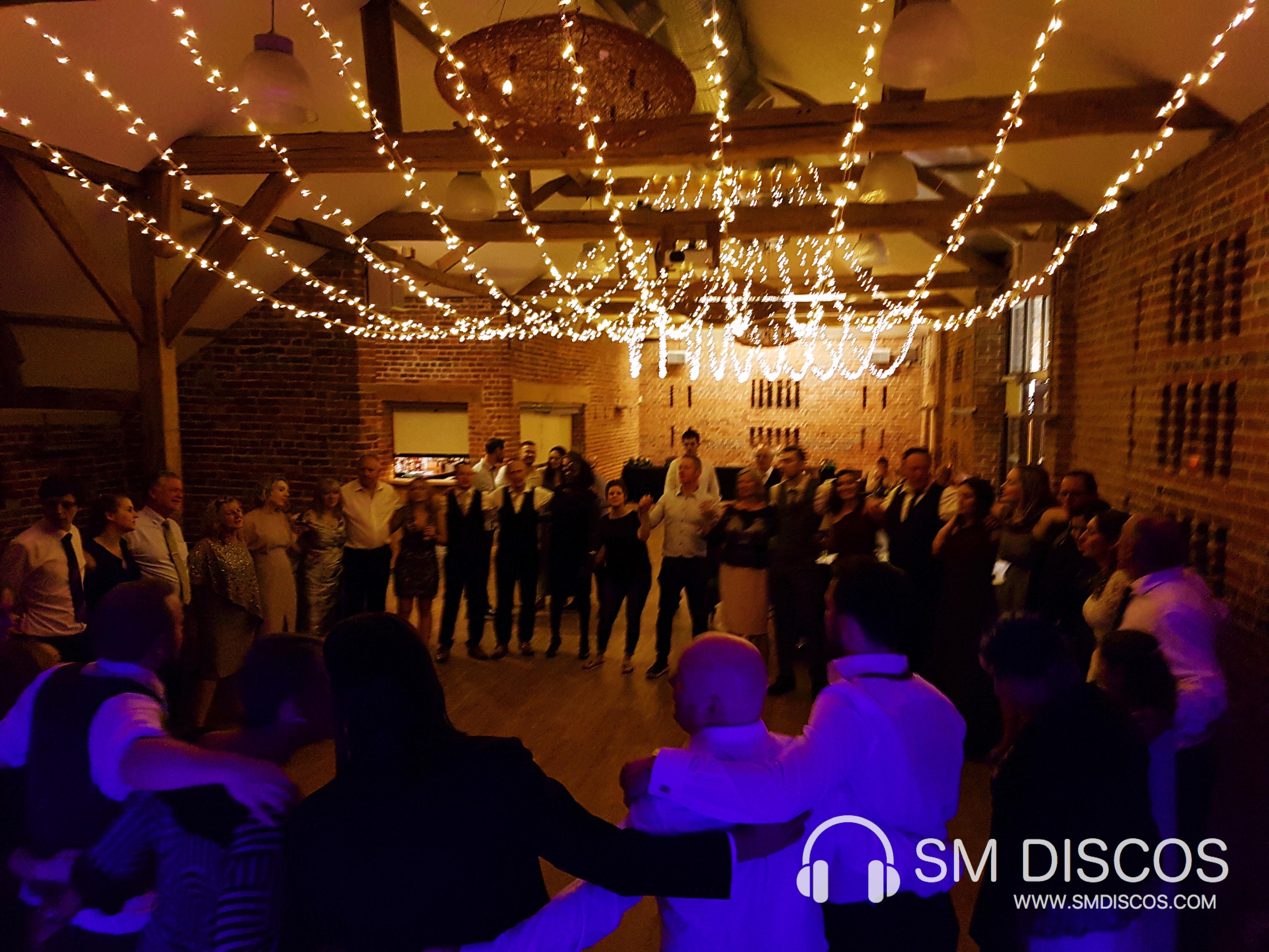 Berkshire Wedding DJ