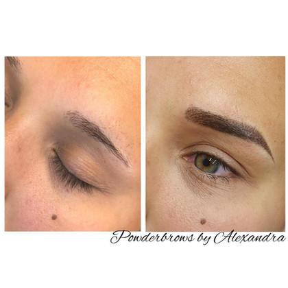 Powderbrows