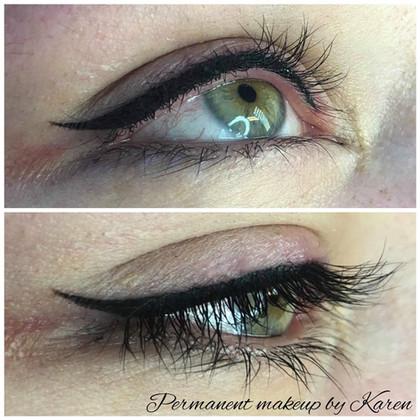 Klassinen eyeliner