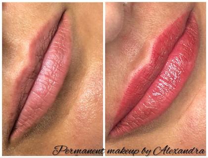 3D huulet
