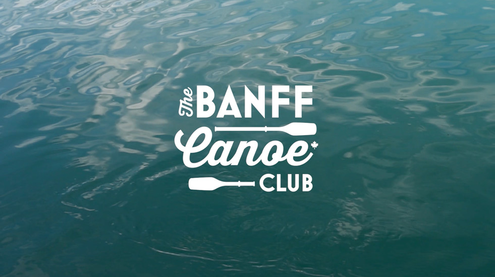 Banff Canoe Club - Big Canoe Tours.mp4