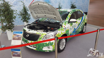 Автомобиль на биотопливе