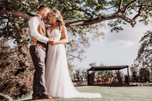 Priory Barns Wedding