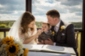 Three lakes Wedding photography, ware