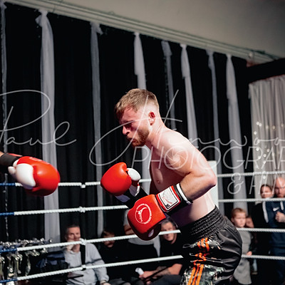 Ware Boxing Event