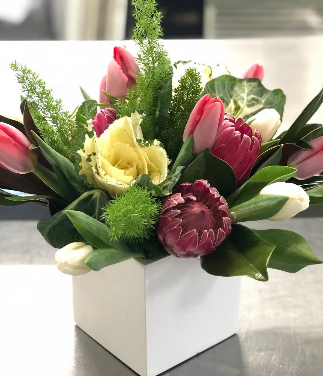 tshcatering, florals