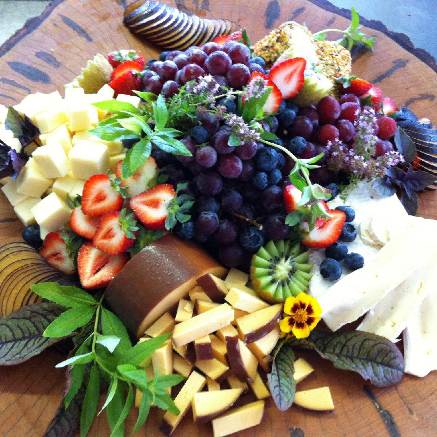 tshcatering, cheese board