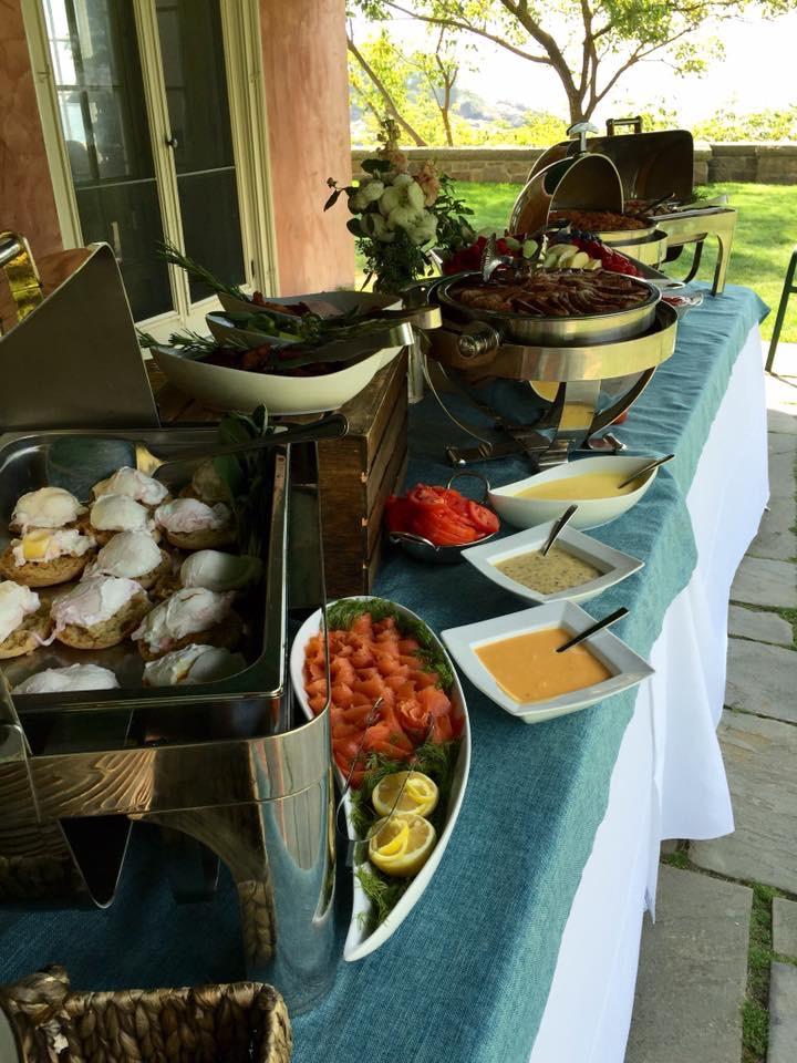 tshcatering, buffet dinner