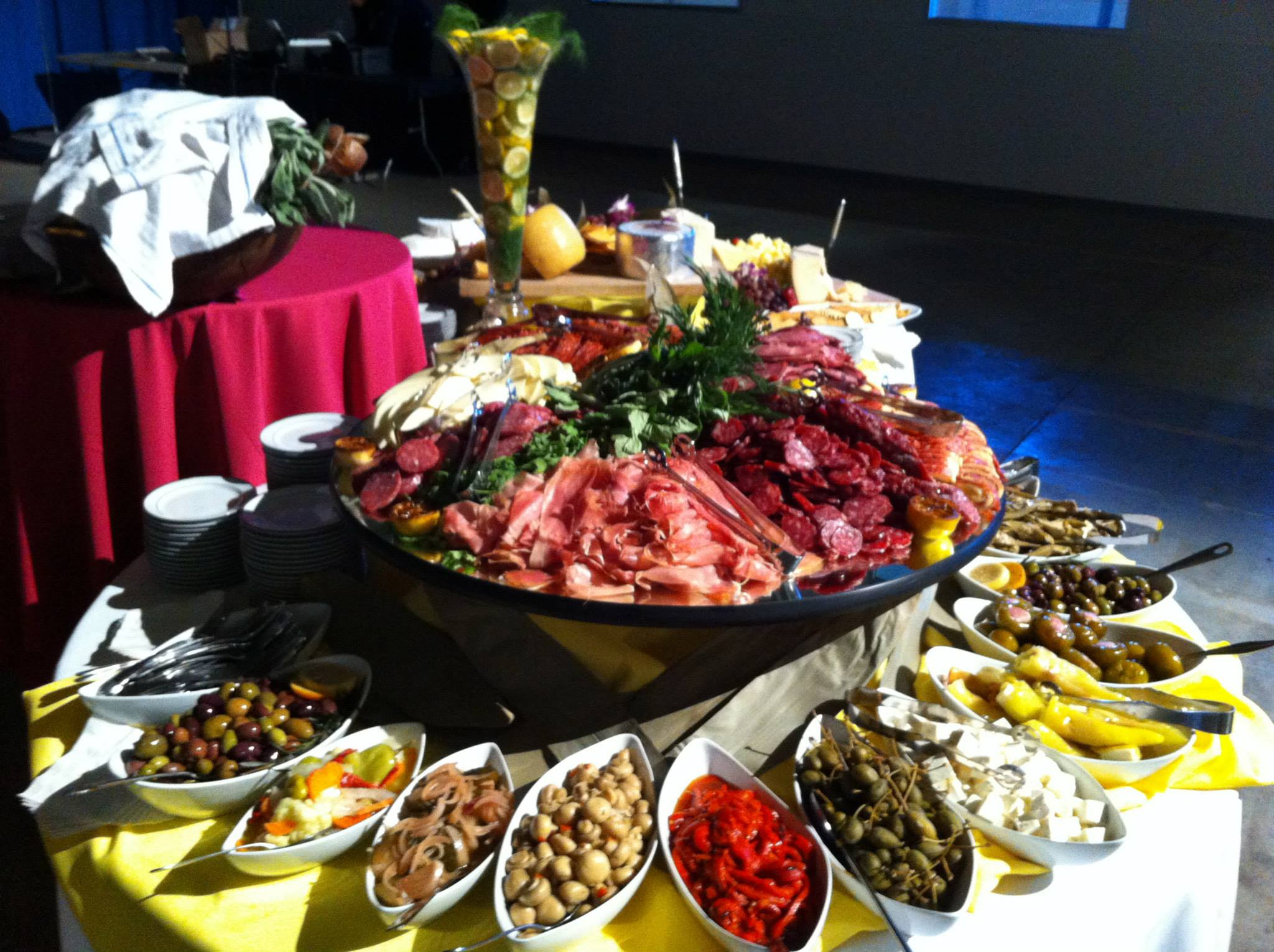tshcatering, cheese and charcuterie
