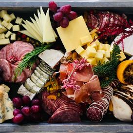 Buffets & Stationary Food