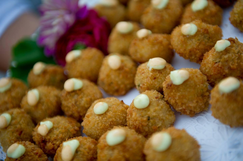 tshcatering, mini crab cakes