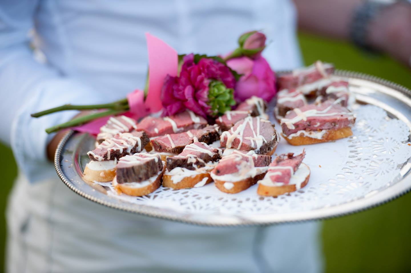 tshcatering, hors d'oeuvres