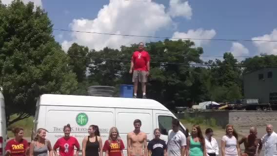 TSH Ice Bucket Challenge