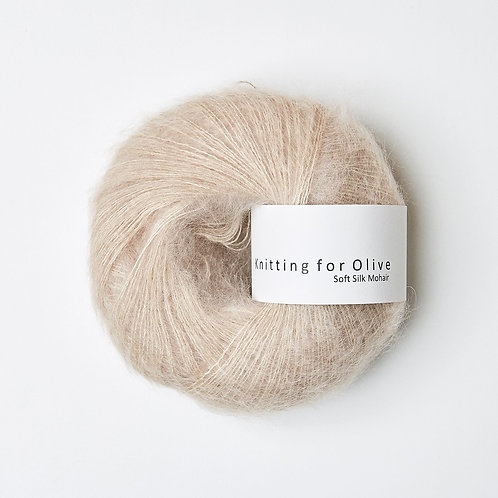 Powder/ Puder - Soft Silk Mohair