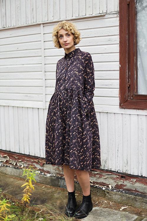 Skjortklänning i Liberty Print Tana Lawn cotton