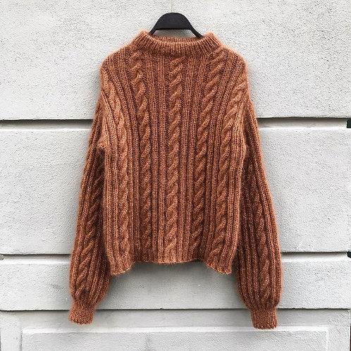 Snoet Ribsweater - Dansk