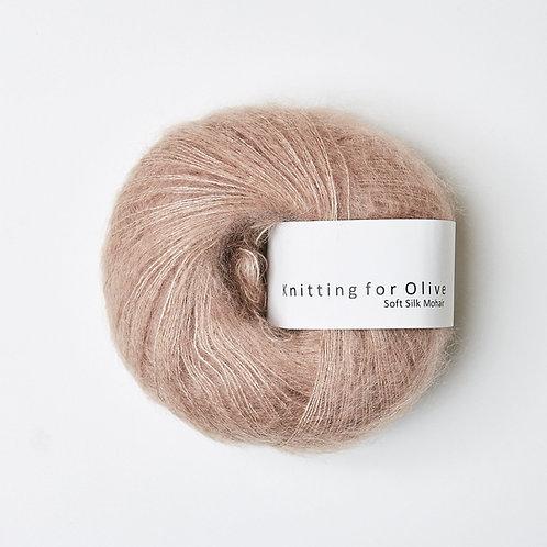 Rose Clay/ Rosa Lera - Soft Silk Mohair