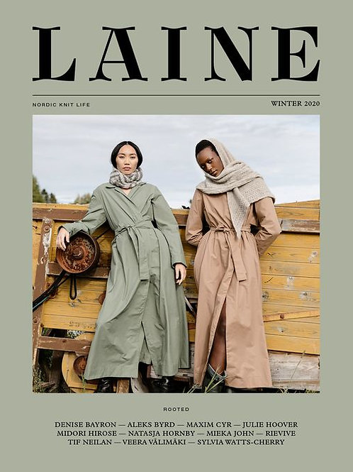 LAINE MAGAZINE - ISSUE 10