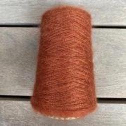 Rust - Soft Silk Mohair