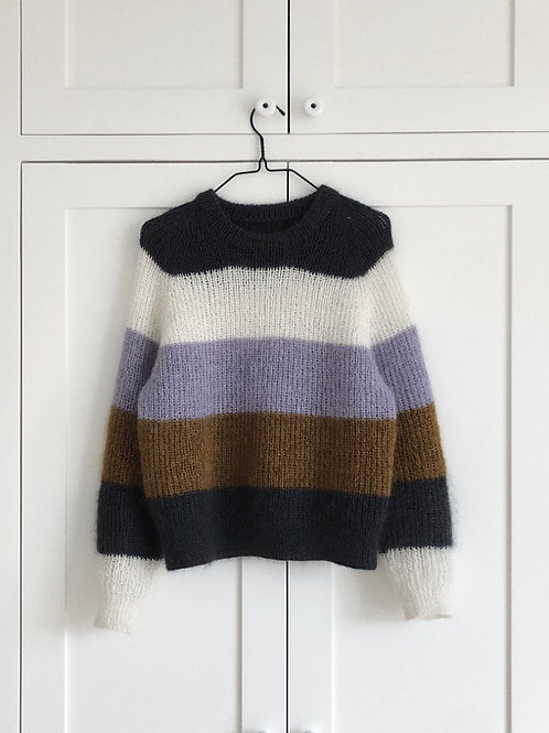 Sekvens Sweater- PetiteKnit