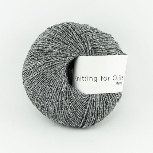 Granitgrå - Merino