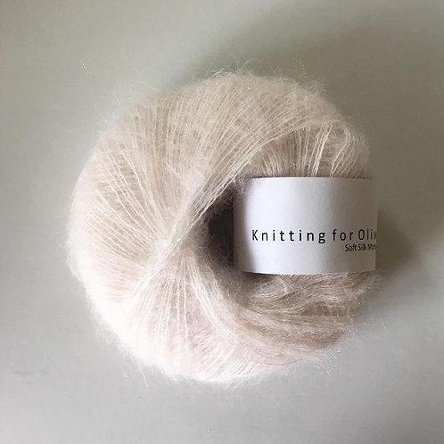 Cloud - Soft Silk Mohair