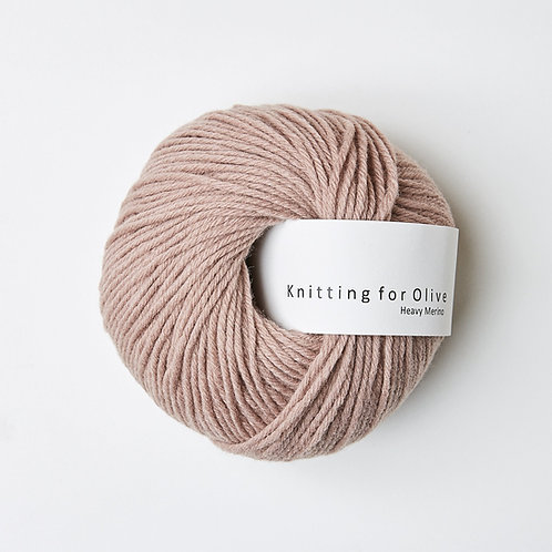 Rosa Clay - Heavy Merino