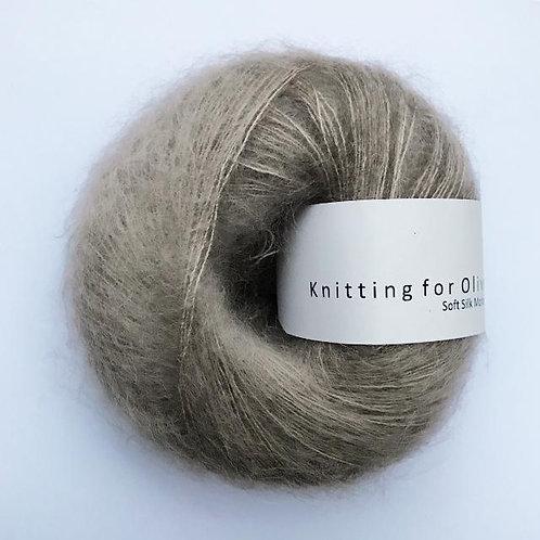 Linen - Soft Silk Mohair