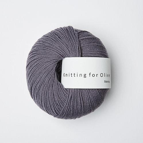 Merino - Støvet Viol / Dusty Violette