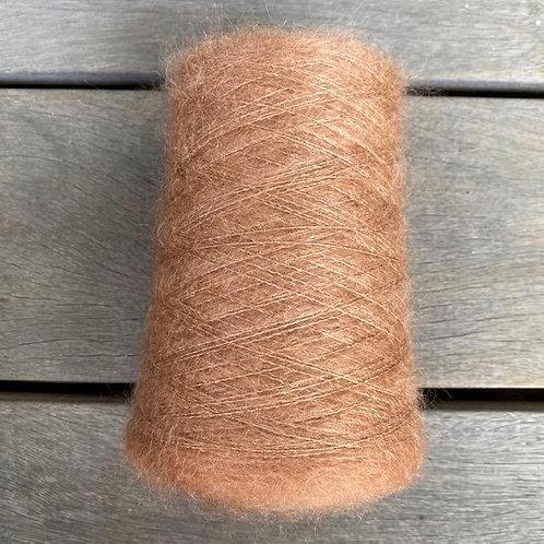 Blöd nougat- Soft Silk Mohair