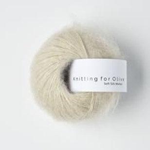 Marzipan / Marcipan - Soft Silk Mohair
