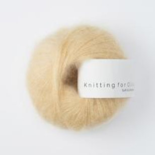 Soft Silk Mohair - Blid Fersken / Soft Peach