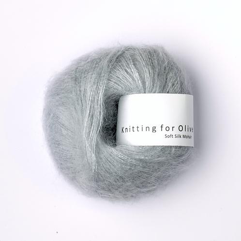 Soft Blue - Soft Silk Mohair