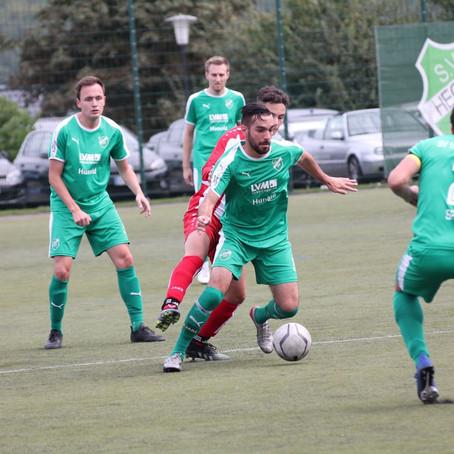 SV Heggen 1 gewinnt sein erstes Auswärtsspiel