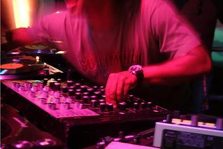 dj, danse, club, musique, spectacle