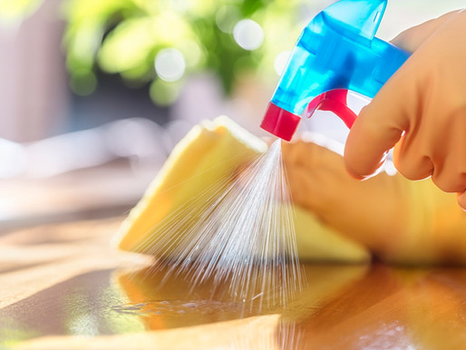 Best Tips for Sanitizing Your Home