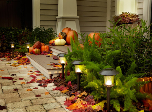 5 Steps to Preparing Your Home for Fall
