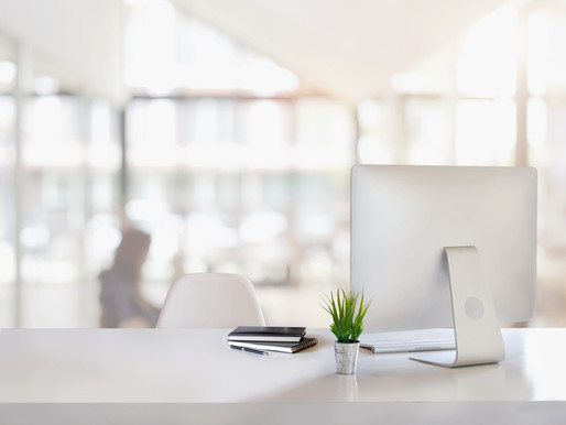 5 Tips to Maintain a Clean Office Space