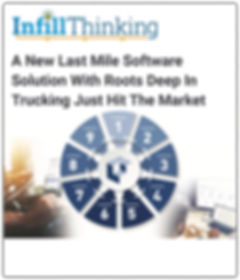 Logistics Intelligence and Infill Thinking article