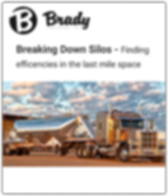Logistics Intelligence and Brady Trucking case study