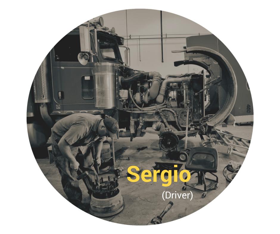Sergio (Driver)