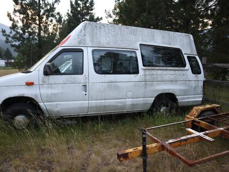 We Unexpectedly Scored A Van