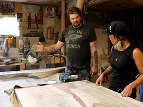A Custom Board & Amazing People (Pt. 2)