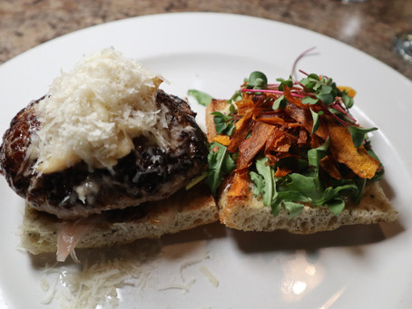 Nelson Burger Month Stop 9 - Sage Tapas & Wine Bar