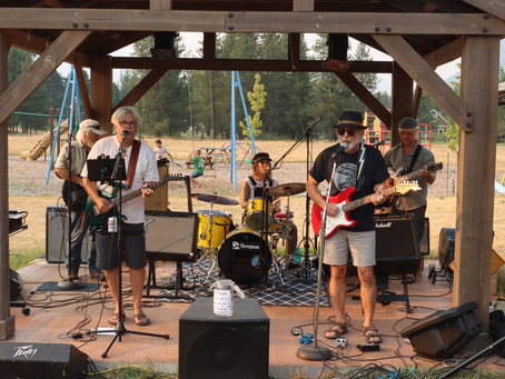 The Jay Zee Band at The Glade Fishing Derby
