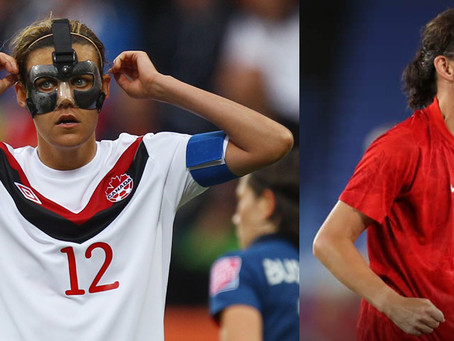 Christine Sinclair - Olympic Gold...